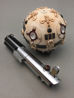 Remote Training Droid