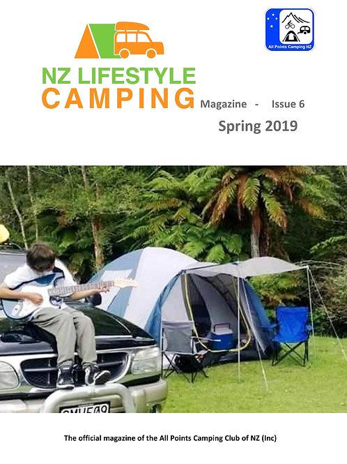 NZLC Magazine Spring 2019 issue 6