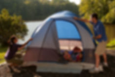 Freedm camping Is not just for motorhome