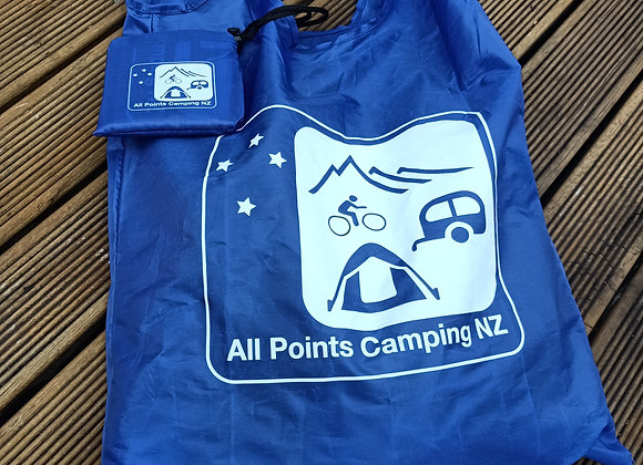 Reuseable folding carry bag / swim bag