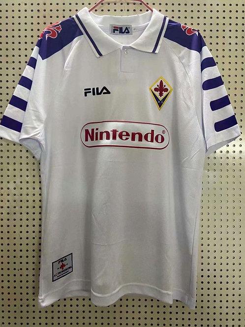 Fiorentina Nintendo White
