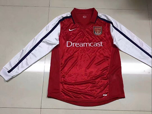 Arsenal Red Dreamcast LS