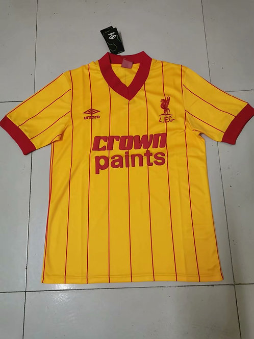 Liverpool CrownYellow