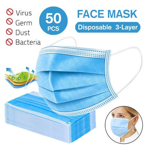 Disposable Medical Mask (pack of 50)