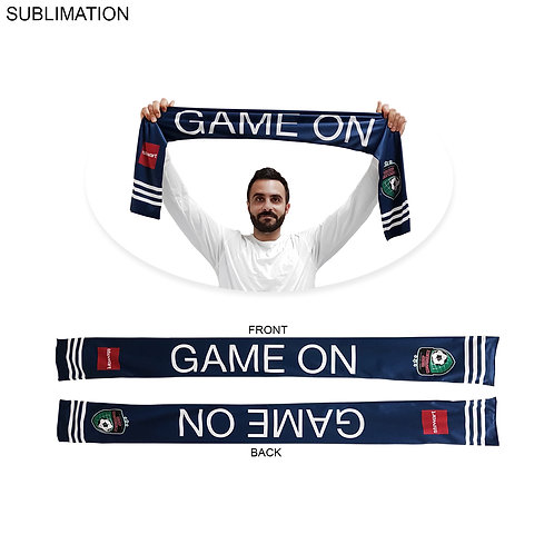 Custom Team Scarf