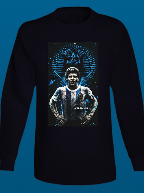 Customized Picture Art Long SleevedTshirt