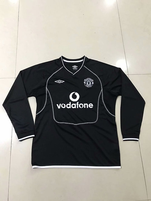 Man United Black LS