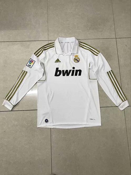 Real Madrid White LS