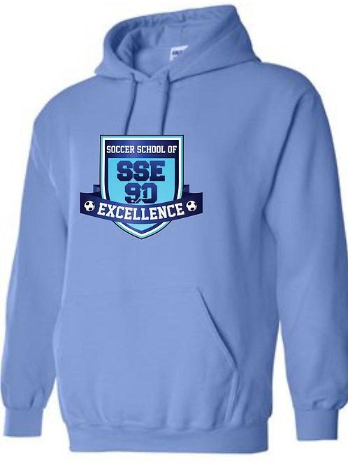 V1 SSE 90 Official Sky Hoody