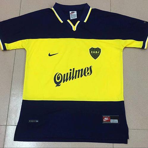 Boca JR Yellow
