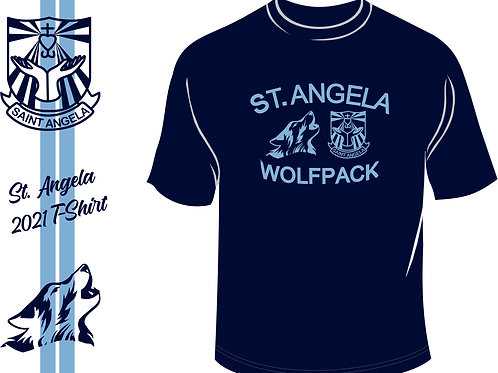 WOLFPACK 2021 Tshirt