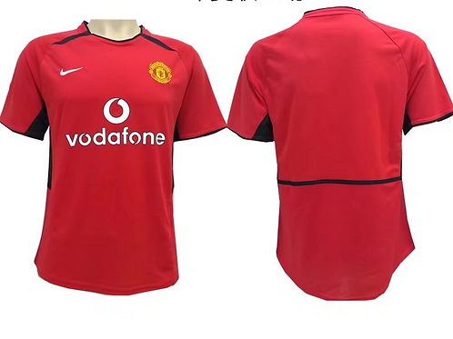 Man United 2002 Red