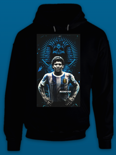 Customized Picture Art Hoody