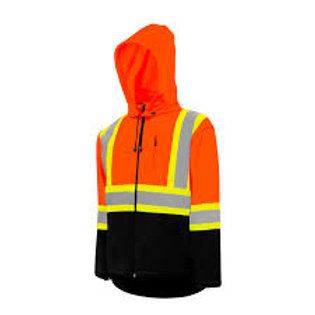 Duo Reflective Safety Sofshell Jacket