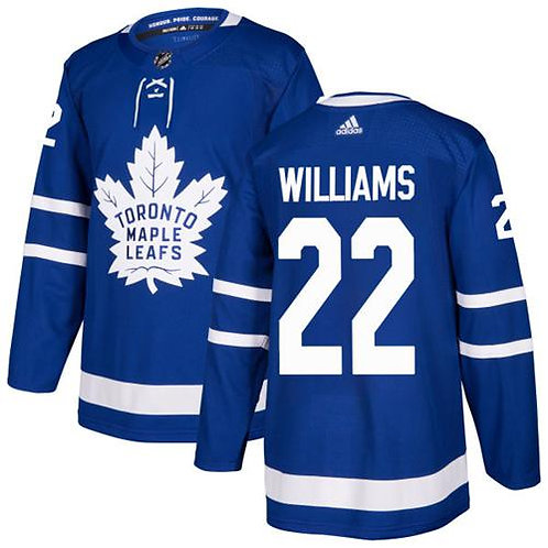 MAPLE LEAFS WILLIAMS