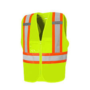 Duo Reflective Safety Vest