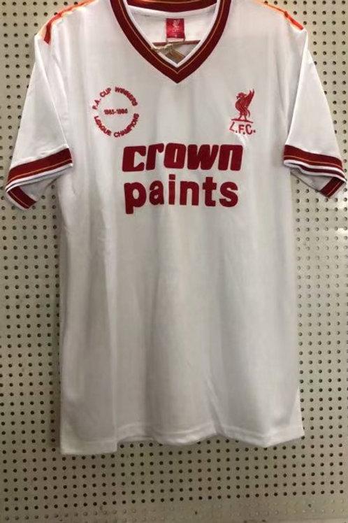 Liverpool Crown White FA