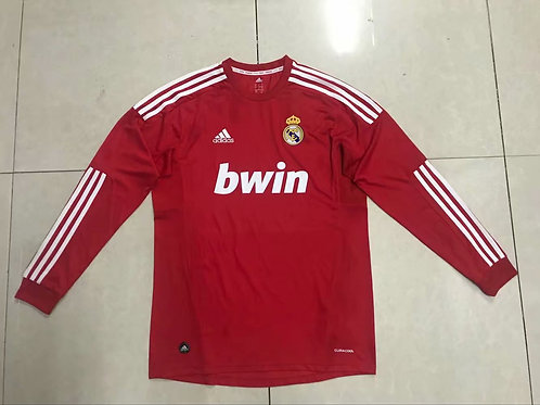 Real Madrid Red LS