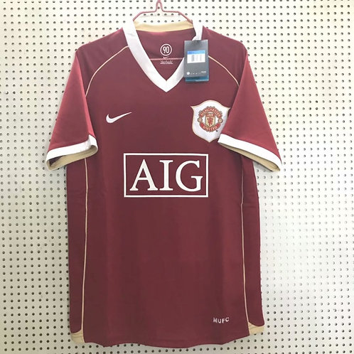 Man United Red Class