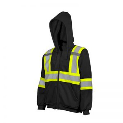 Duo Reflective Safety Hoody