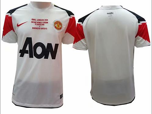 Man United 2011 White
