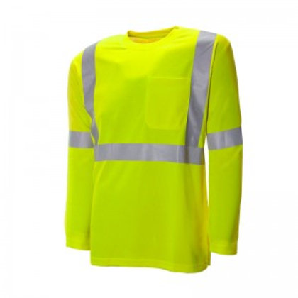 Economy Safety Shirt Long Sleeve
