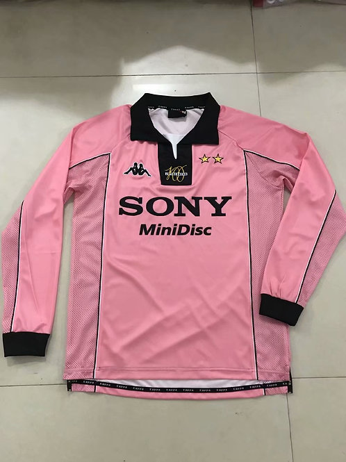 Juve Pink LS