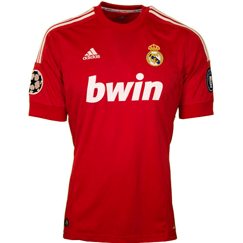 Real Madrid Red