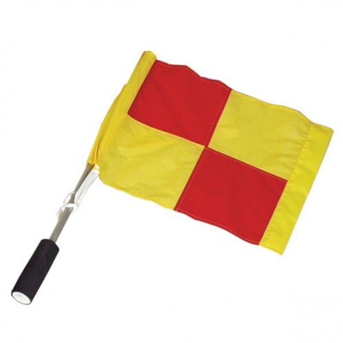 Checkered Linesman Flags