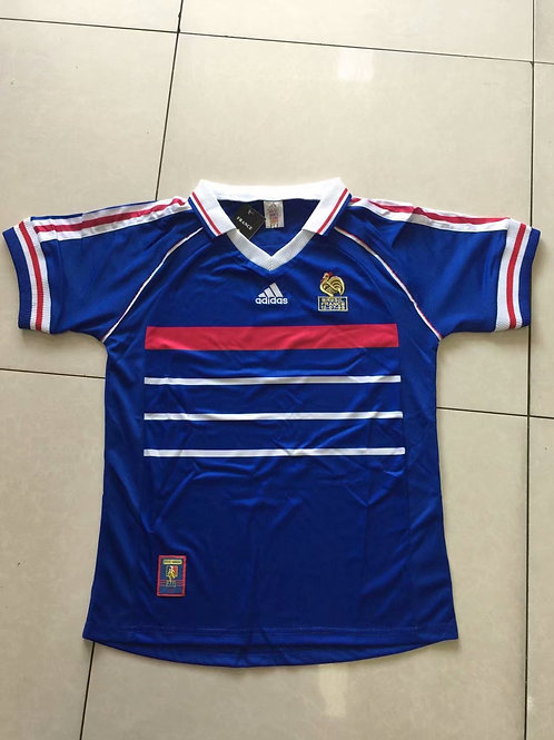 France 1998 Blue Champ