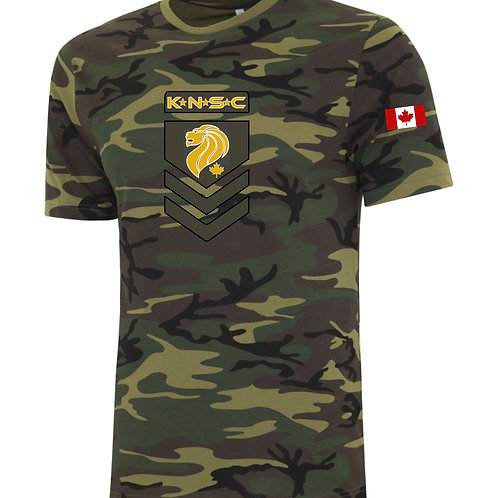 Mens Base Camo Tshirt