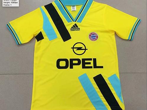 Bayern Yellow Opel