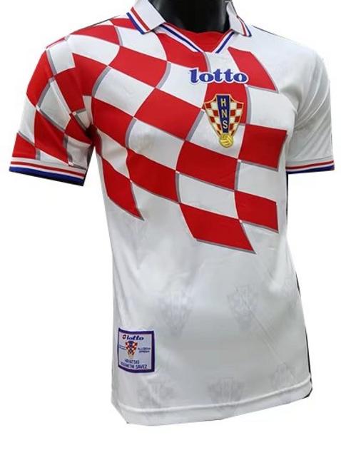 Croatia 1998