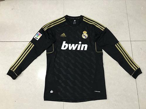 Real Madrid Black LS
