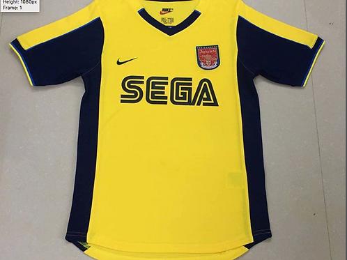 Arsenal Yellow Sega