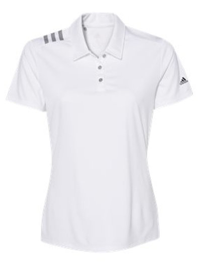 Adi Lady 3 Stripe Polo
