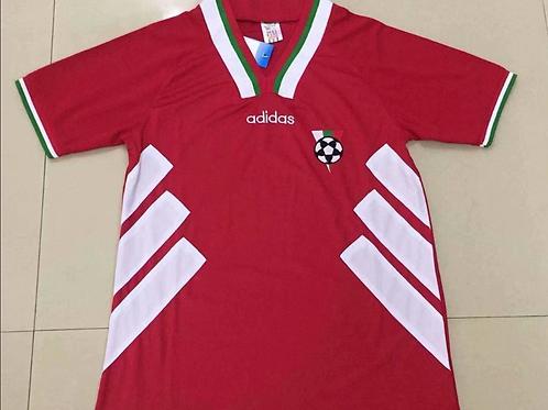 Bulgaria 1994 red