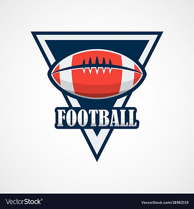 american-football-logo-template-design-v