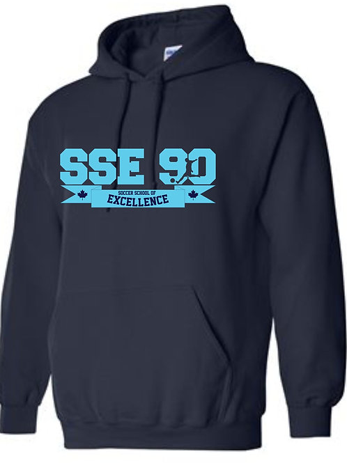 V2 SSE 90 Official Navy Hoody