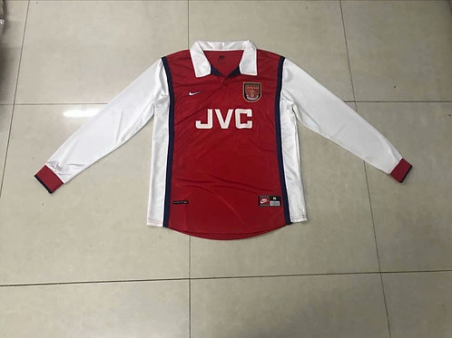 Arsenal Red JVC 98 LS