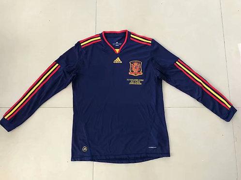 Spain 2010 Blue Champ LS