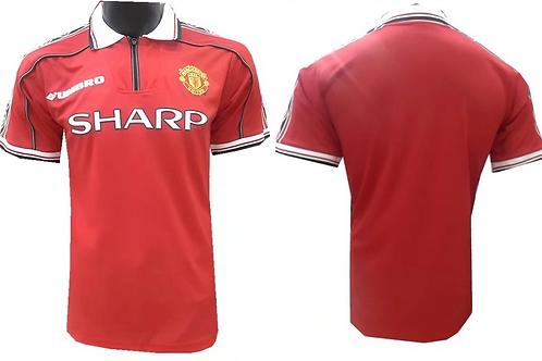 Man United 1999 Red