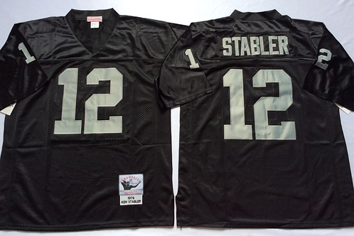 RAIDERS STABLER