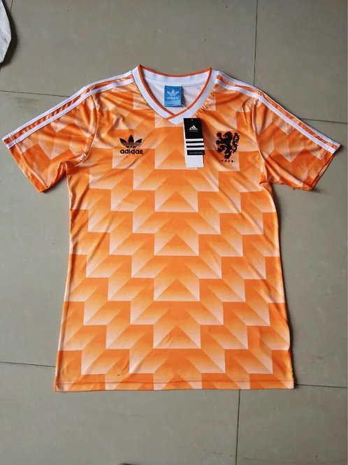 Netherlands 1988 Champs