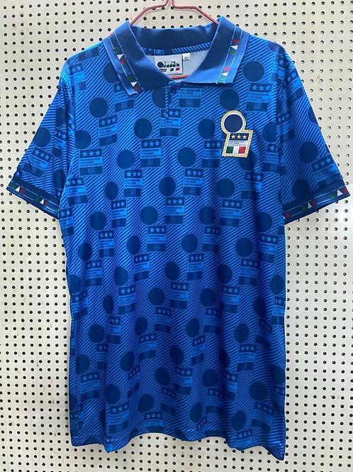 Italy 1994 Blue