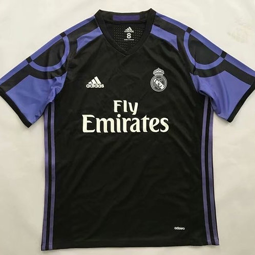 Real Madrid Black