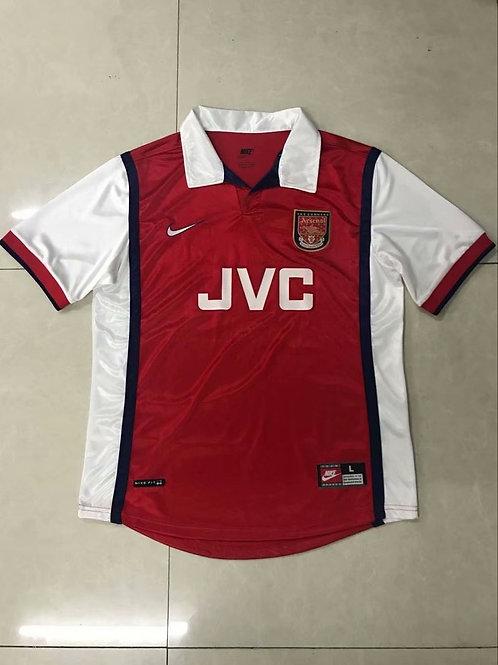 Arsenal Red JVC 98