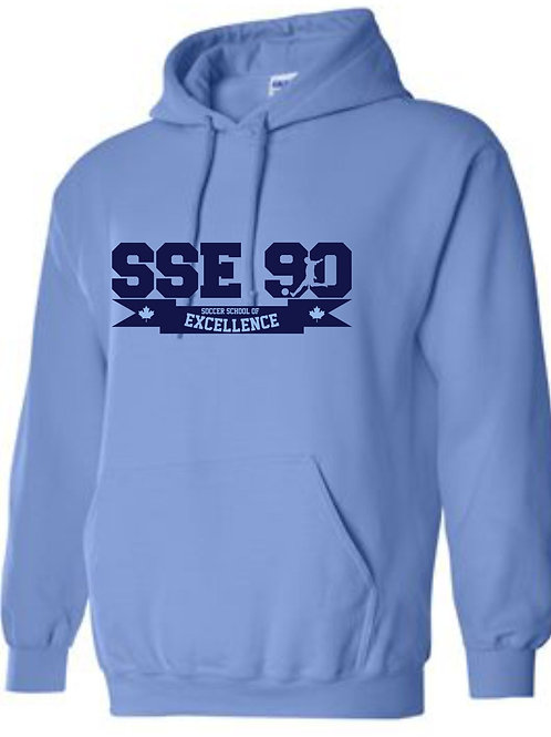 V2 SSE 90 Official Sky Hoody