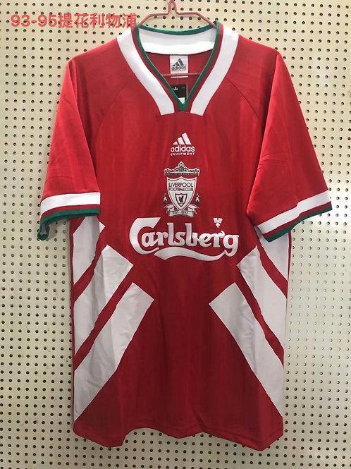 Liverpool Carlsberg Red 93-95