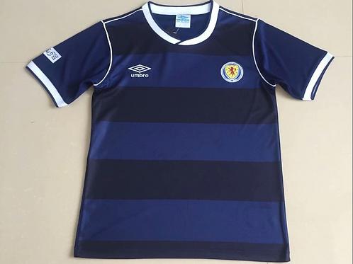 Scotland 1986 Blue